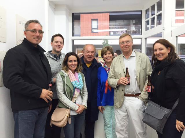 Eva Sarraga, Lars Lerup and friends