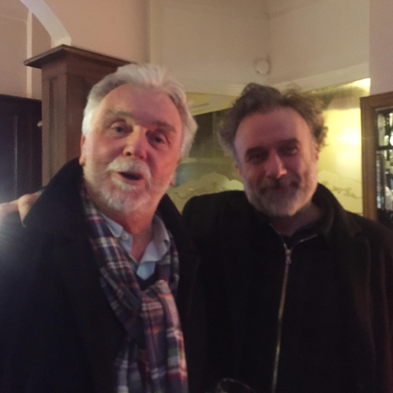 Tony Swannel, Sean Griffiths