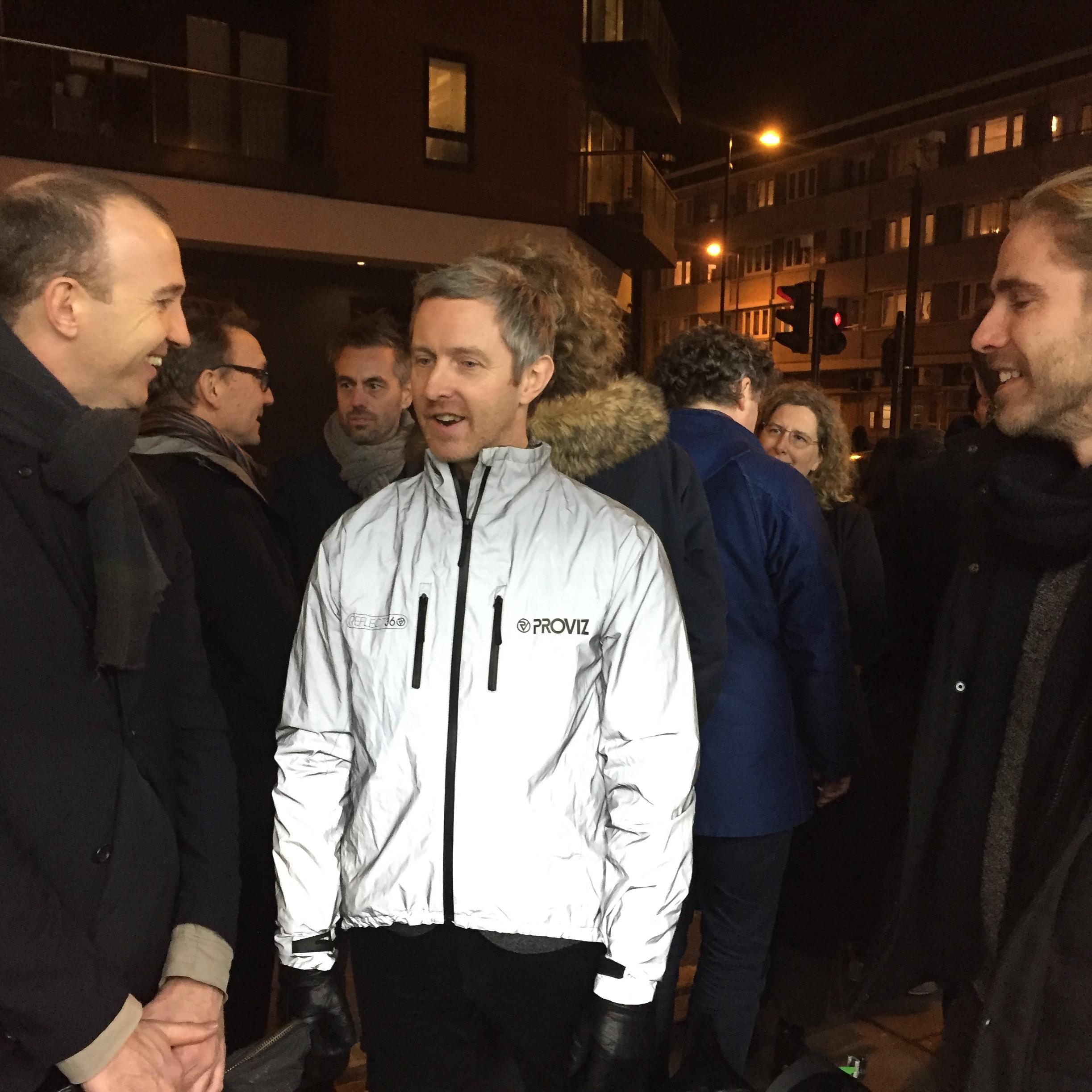Thomas Weaver, Daniel Rosbottom, Oliver Wainwright