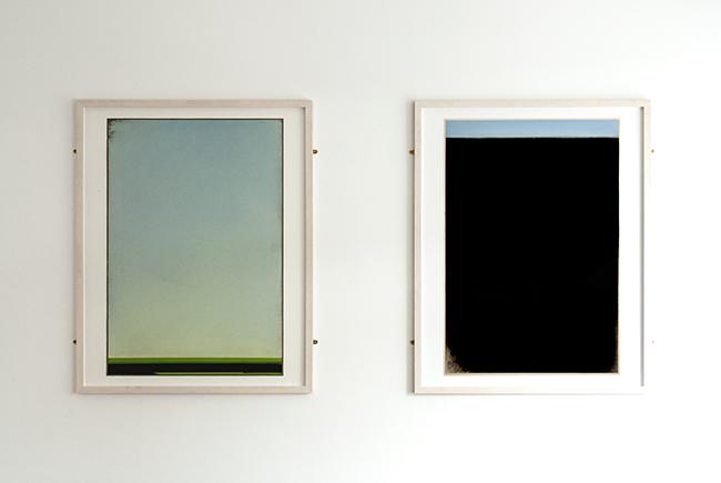 Untitled , 2017, dry pastel on paper, 110 x 75 cm (unframed), 125 x 100 cm (framed) each
