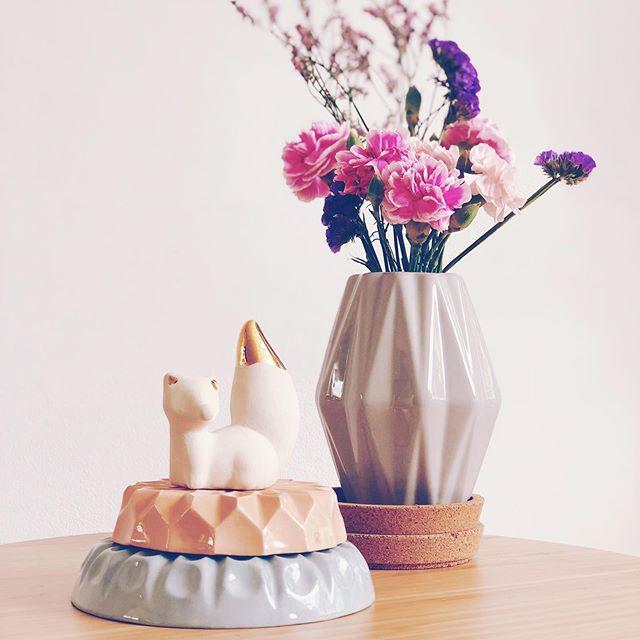 Afgelopen donderdag hebben wij bij @atelier_w.nl een super leuke workshop keramiek gevolgd. Nu is het nog even wachten op onze producten, want keramiek moet een aantal keer de oven in. Om het wachten te verzachten heb ik al een aantal andere prachtige producten meegenomen na de workshop! Ik kan niet wachten om het straks allemaal met elkaar te combineren 😁. . . . #atelier_w #keramiek #keramiekles #ceramics #ceramic #ceramica #flowers #flowerstagram #workshop #workshopceramic #arnhem #color #colorful #interieur #interior #interiorismo #decoration #decorationideas #happy #saturday #fox #pink #handmade #craft #diy #homedecor #inspiratie #inspiration