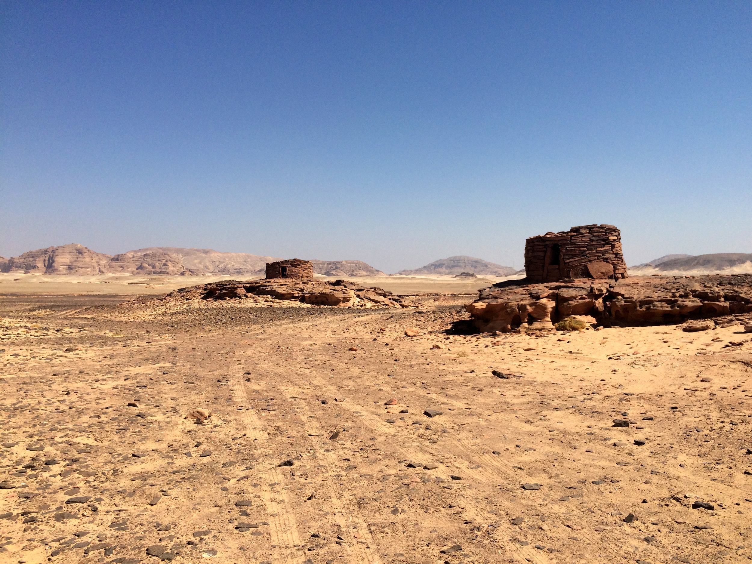 Trips from Dahab across South Sinai