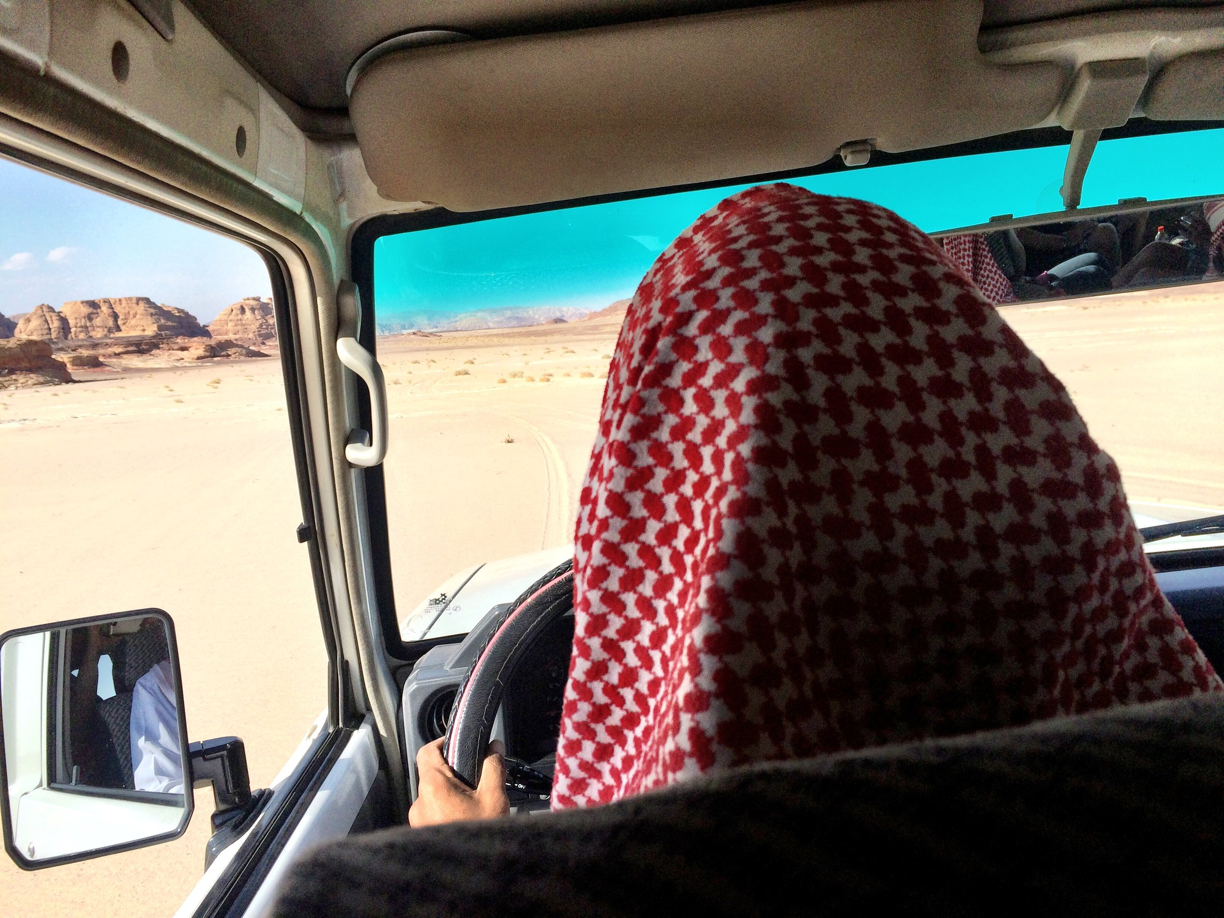 Bedouin Guides