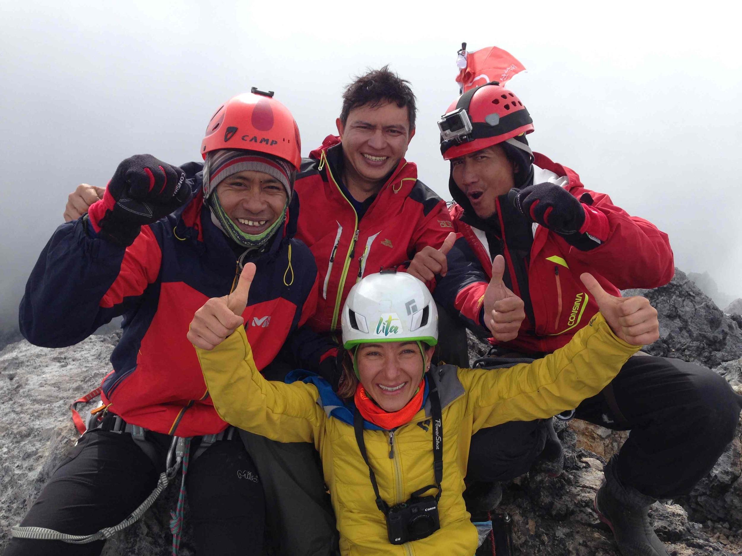 Zirve! / The summit!