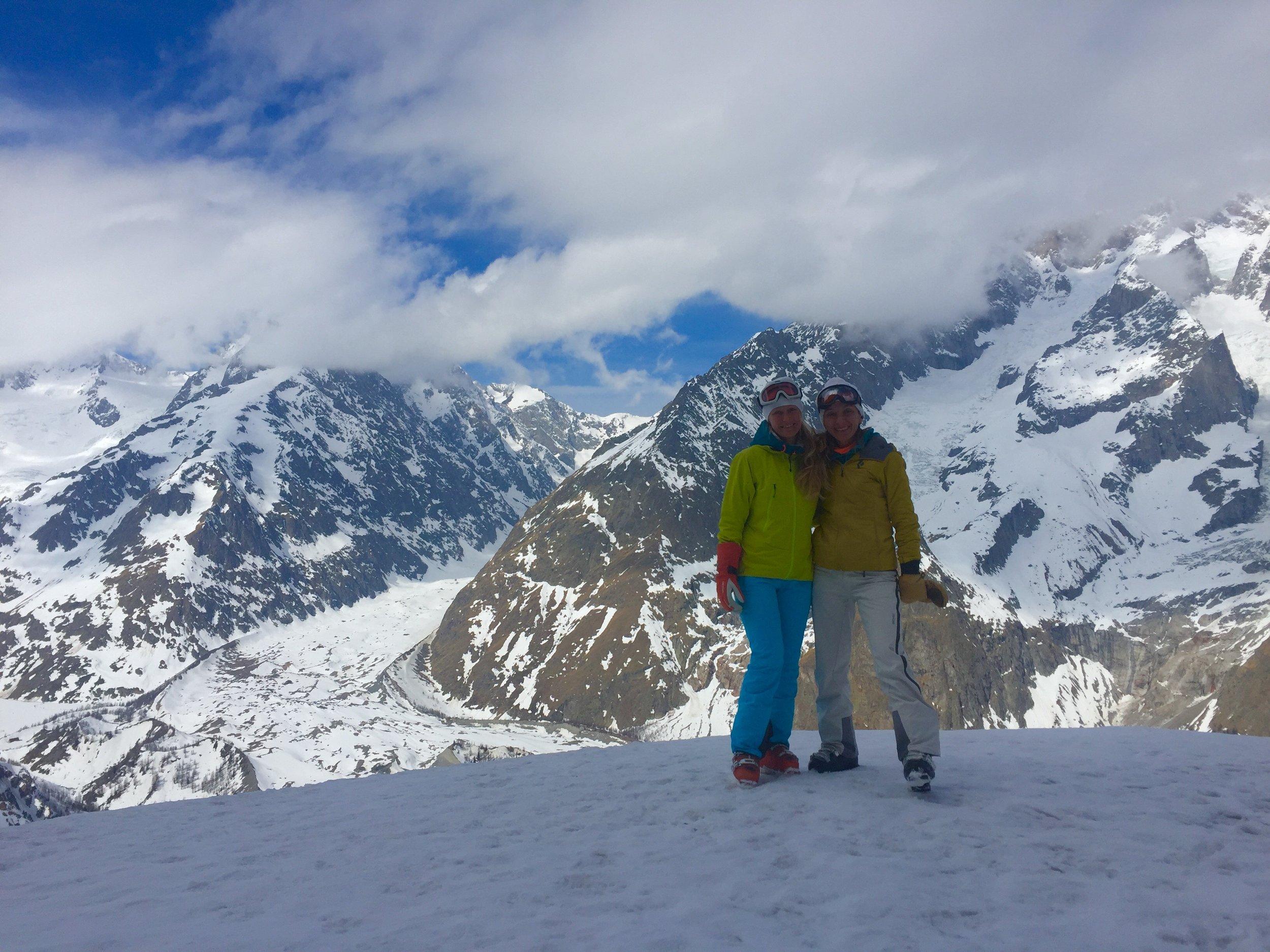 Courmayeur Kayak Merkezi - Italya / Courmayeur Ski Resort - Italy