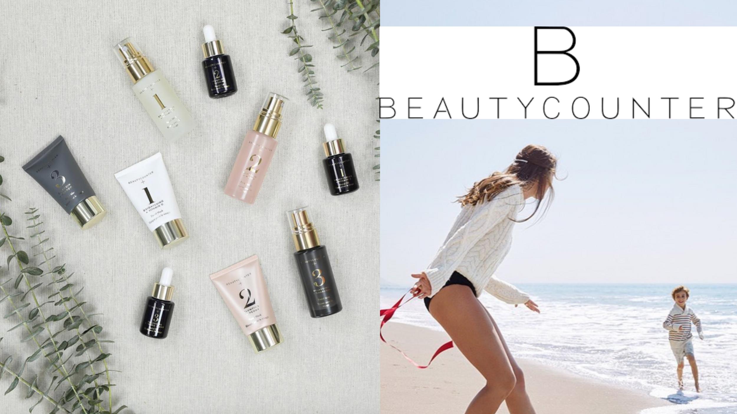 Meet Beautycounter - Clean Beauty