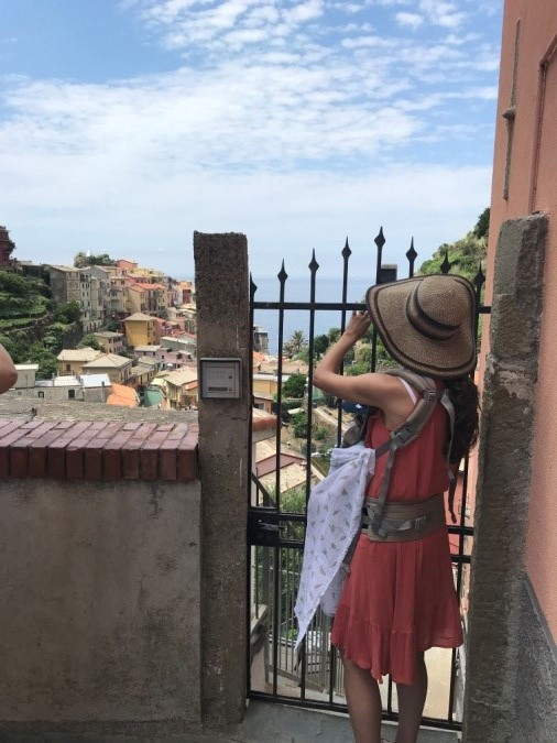 Guest Post by ARIEL: International Travel with your babe — Bushbaby
