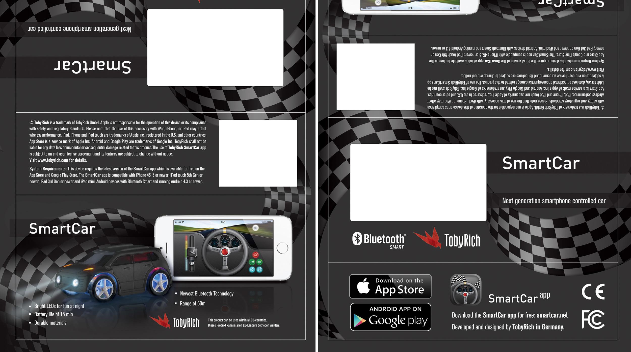 design for SmartCar final art