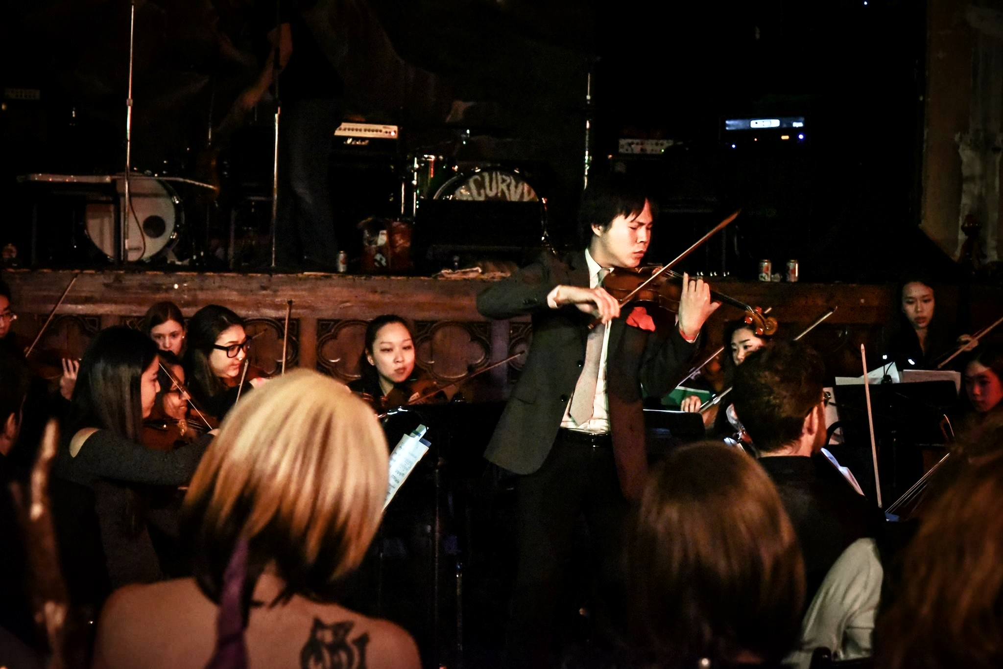 Shredding Vivaldi's Summer at the Baltimore Rock Opera Society's Swanktacular (2017)