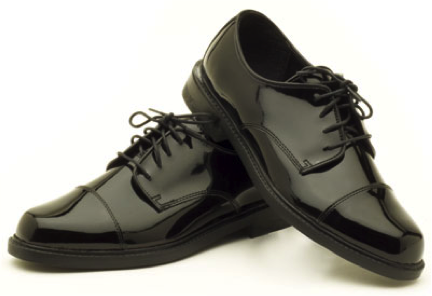 120 - Shiny Cap Toe