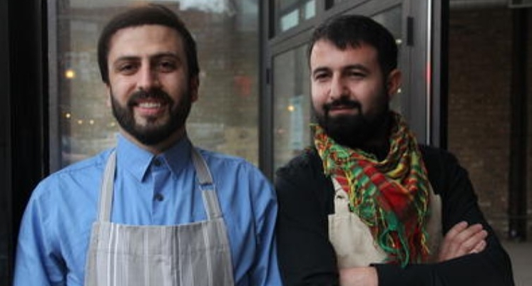 Pride Powers Chicago's First Kurdish Restaurant  - Ashok Selvam | Chicago Eater