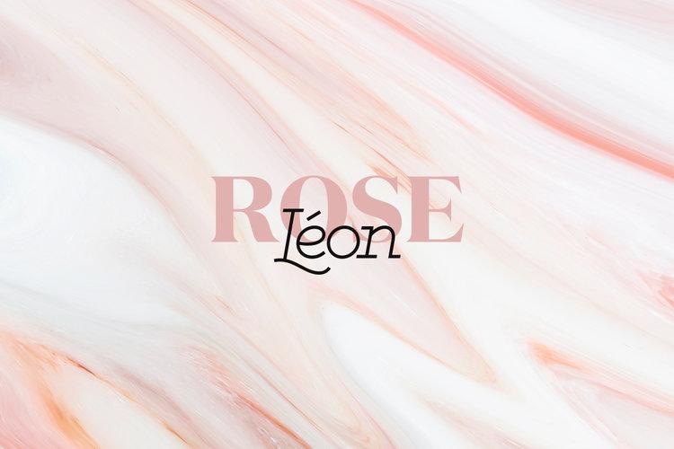 ROSE LEON - BRANDING - 2017