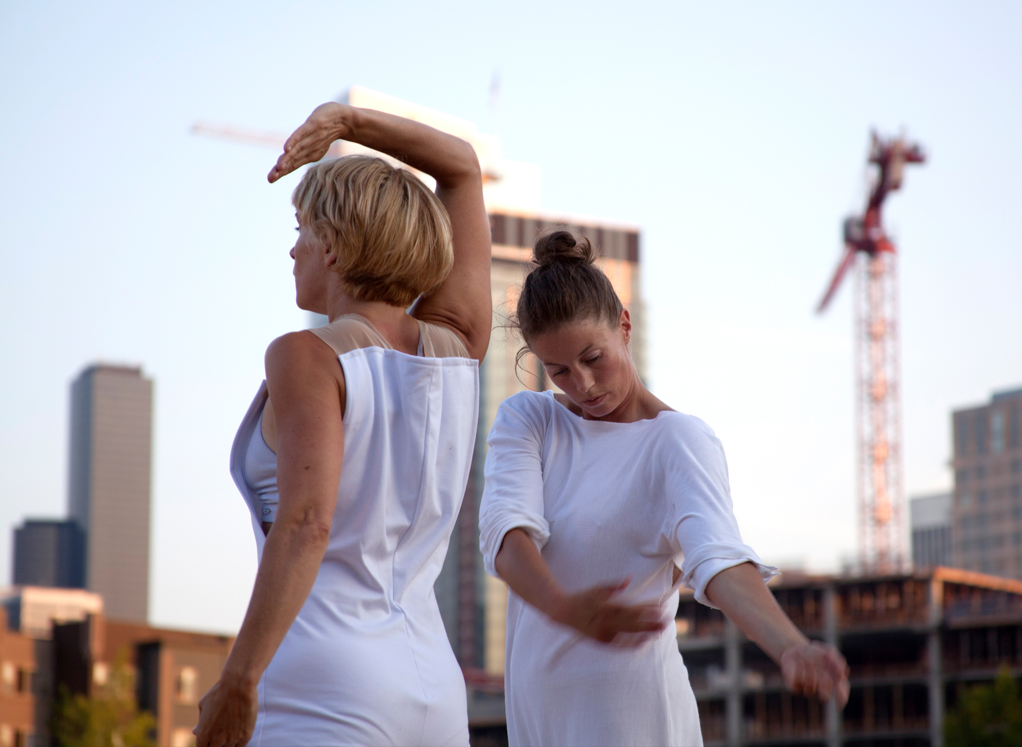 Salt Horse, In Situ Dance Residencies, ALL RISE. Photo Max Cleary
