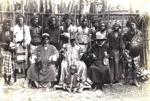 The shot callers in pre-colonial Nigeria
