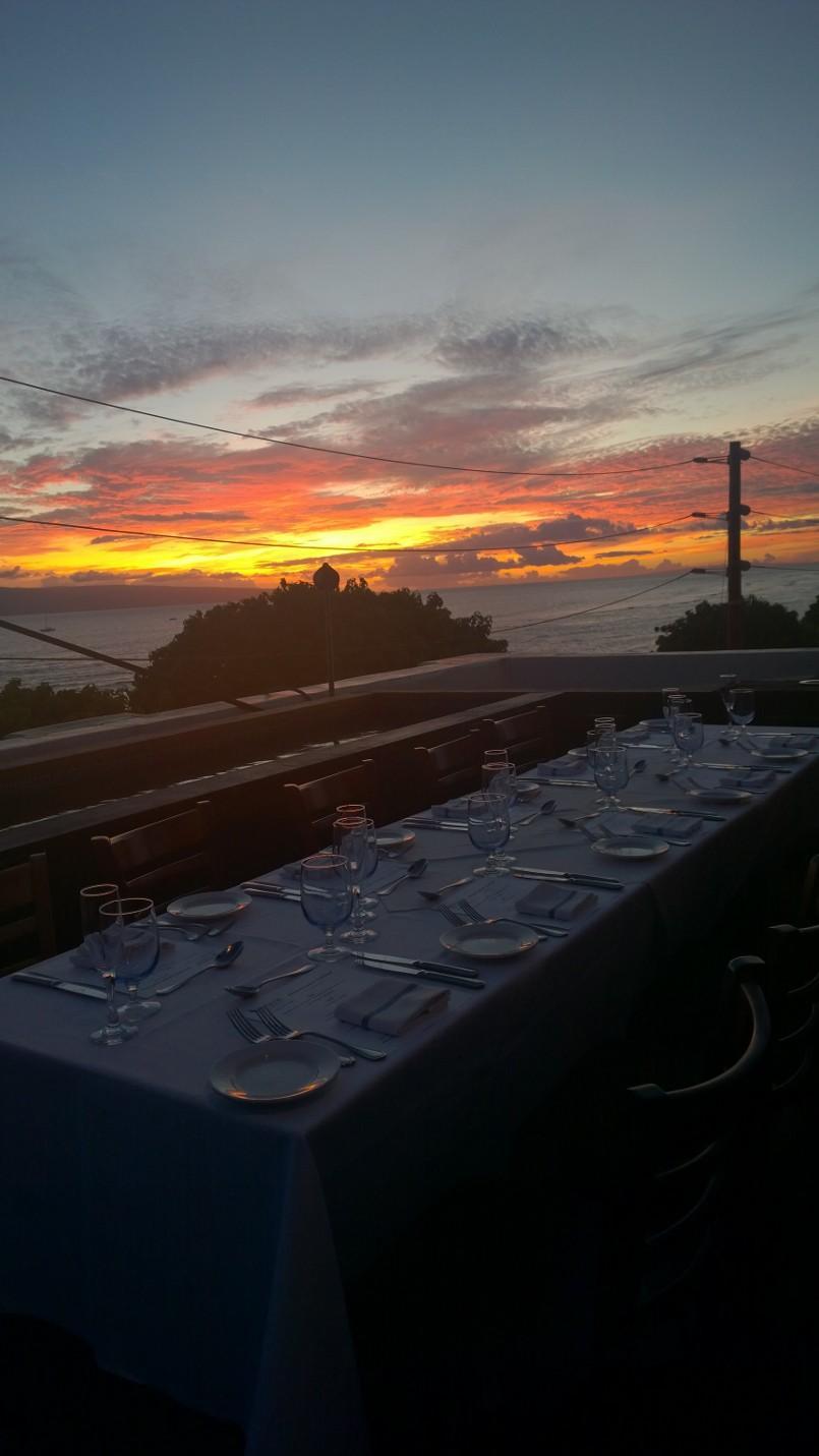 Sunset table.JPG