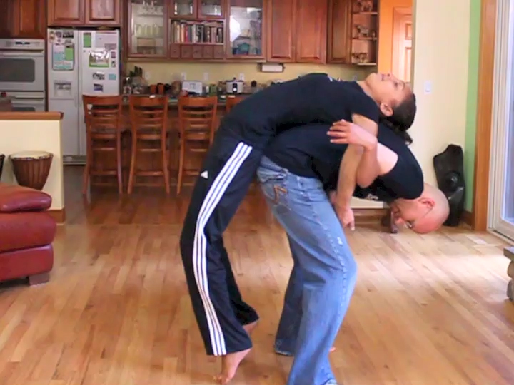 12 partner stretches