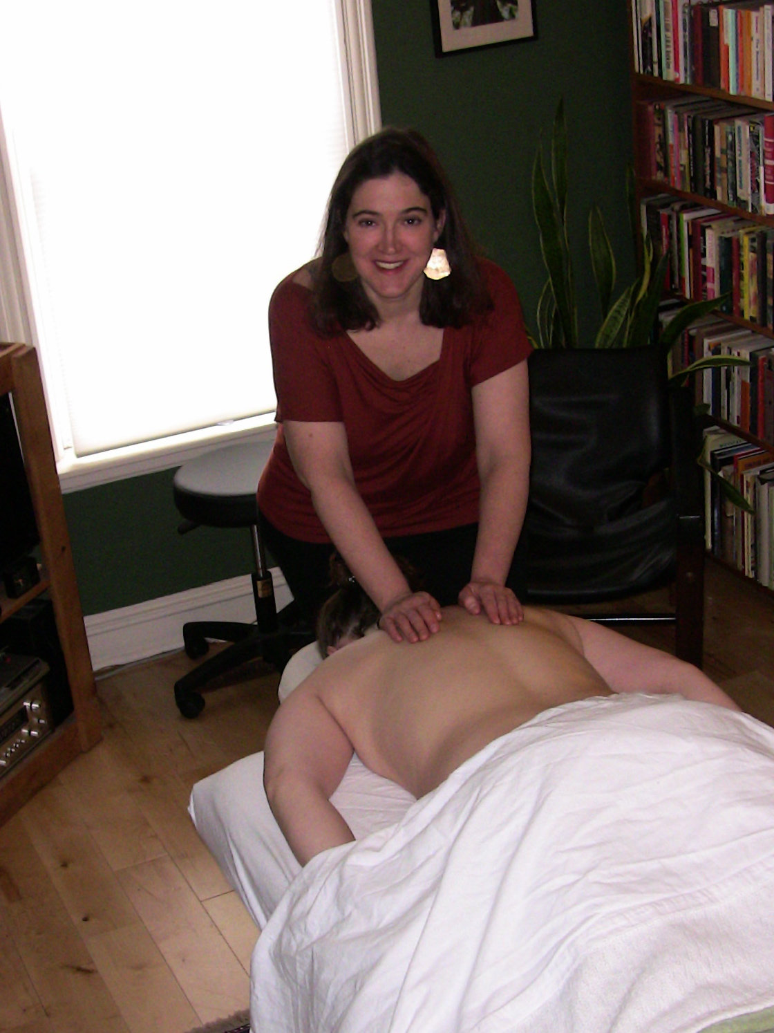 Massage therapy Burlington VT