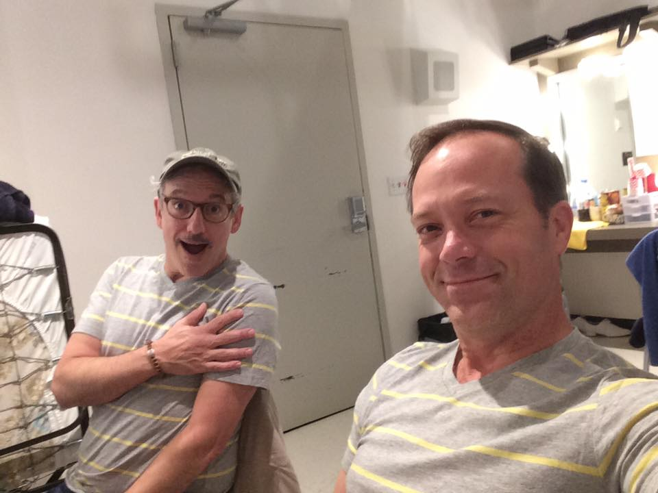 Mark David and Kent M. in the dressing room.jpg