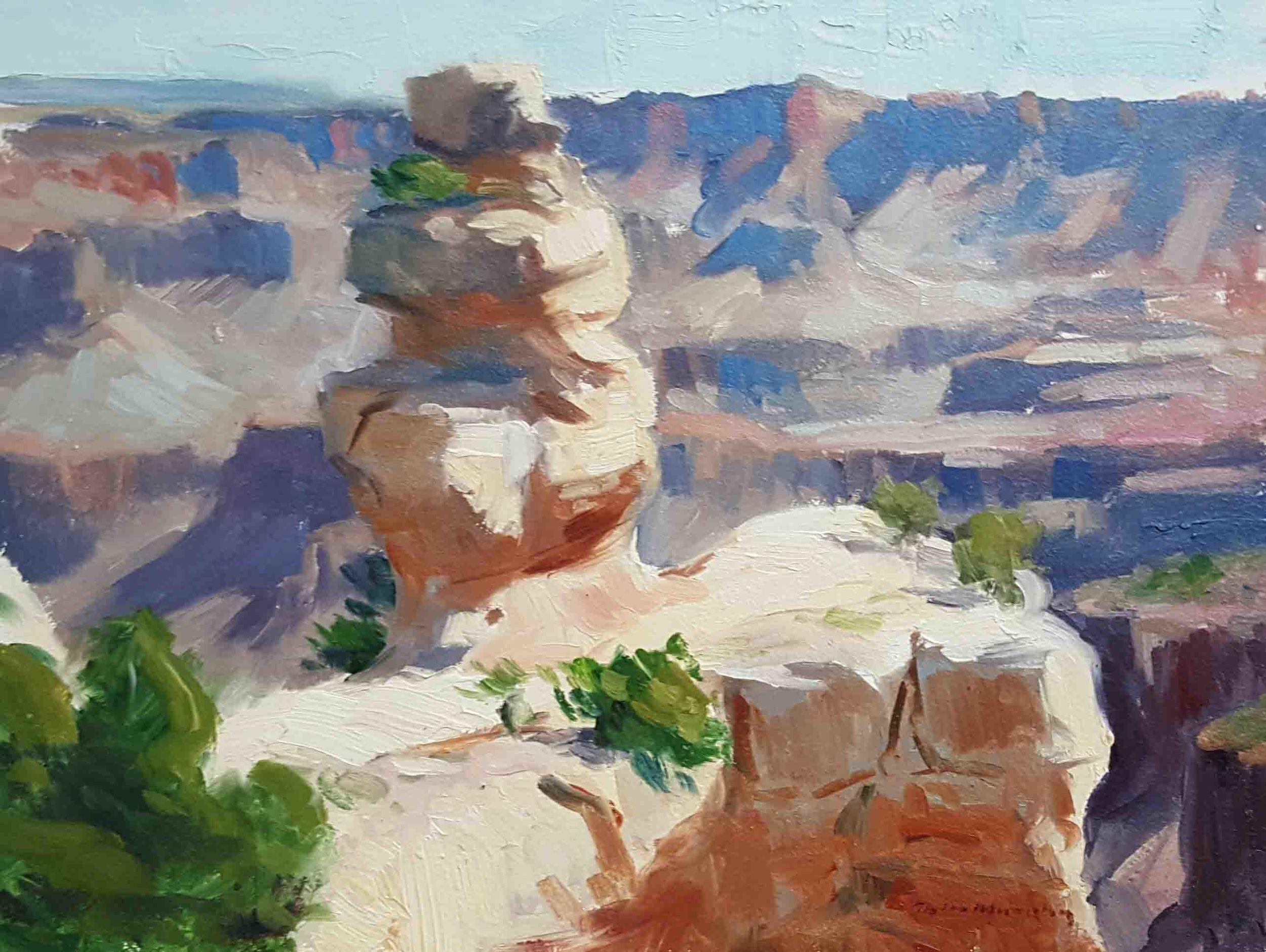 Grand Canyon Study 9x12.jpg