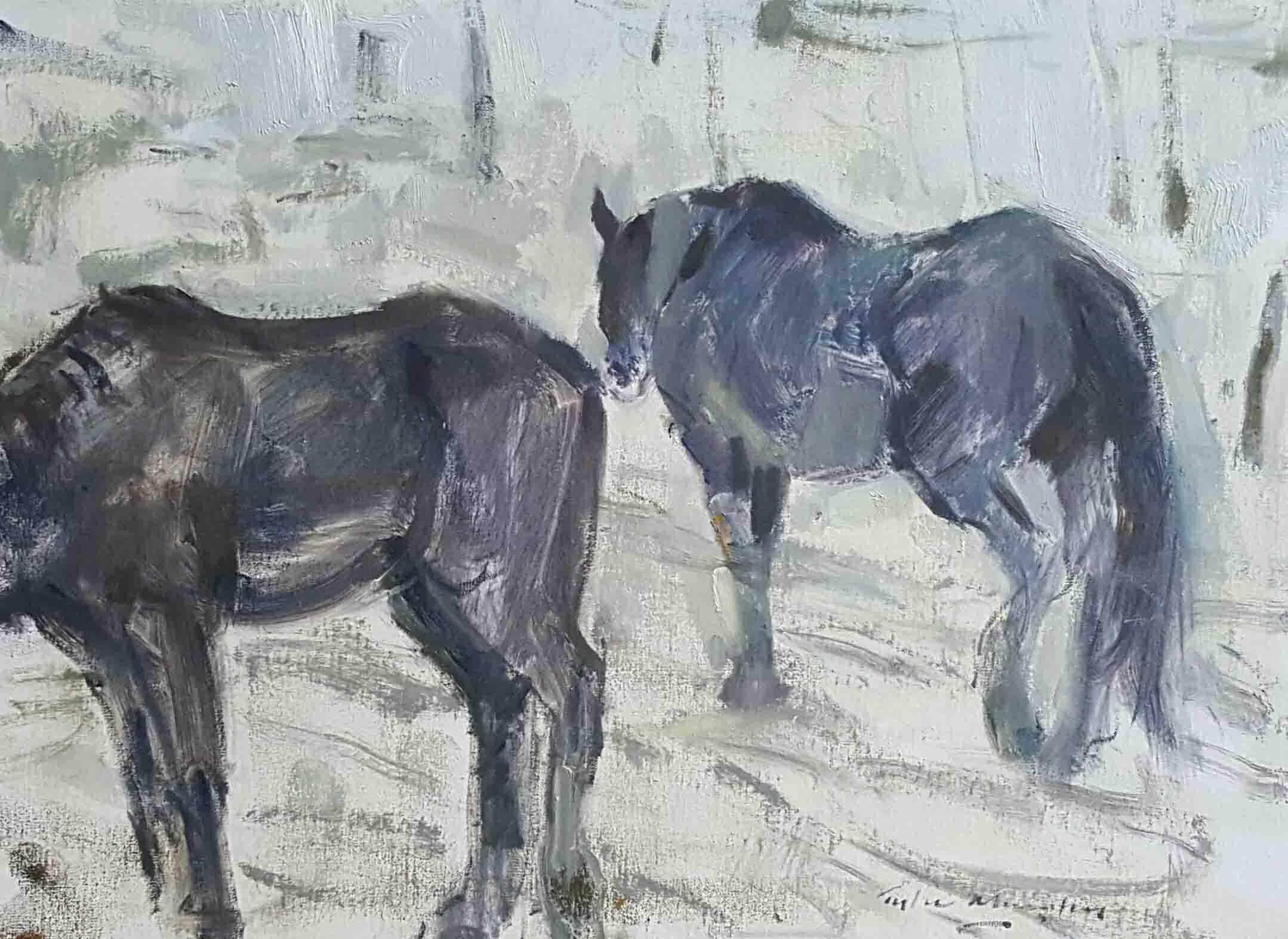 Abstract Horses 12x16.jpg