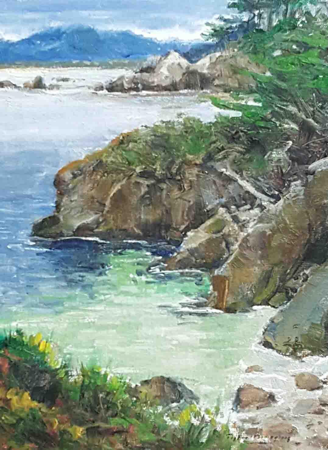 Point Lobos Study 9x12.jpg