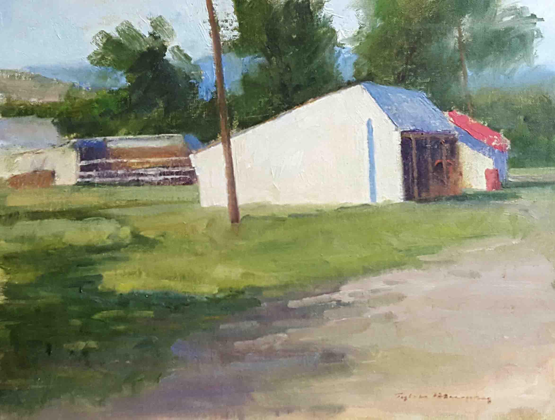 Ranch Yard 14x18.jpg
