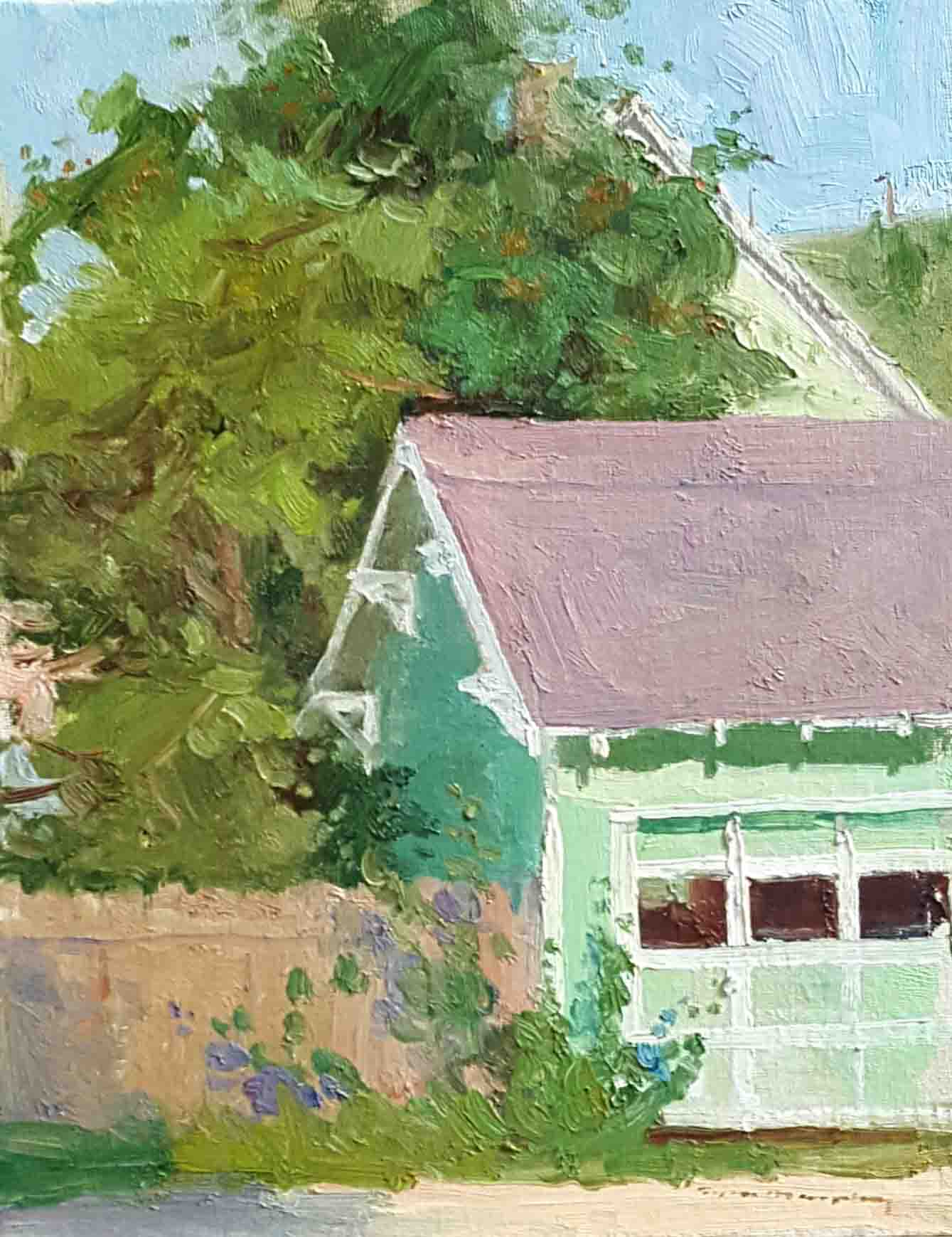 Right Behind the Gallery 9x12.jpg