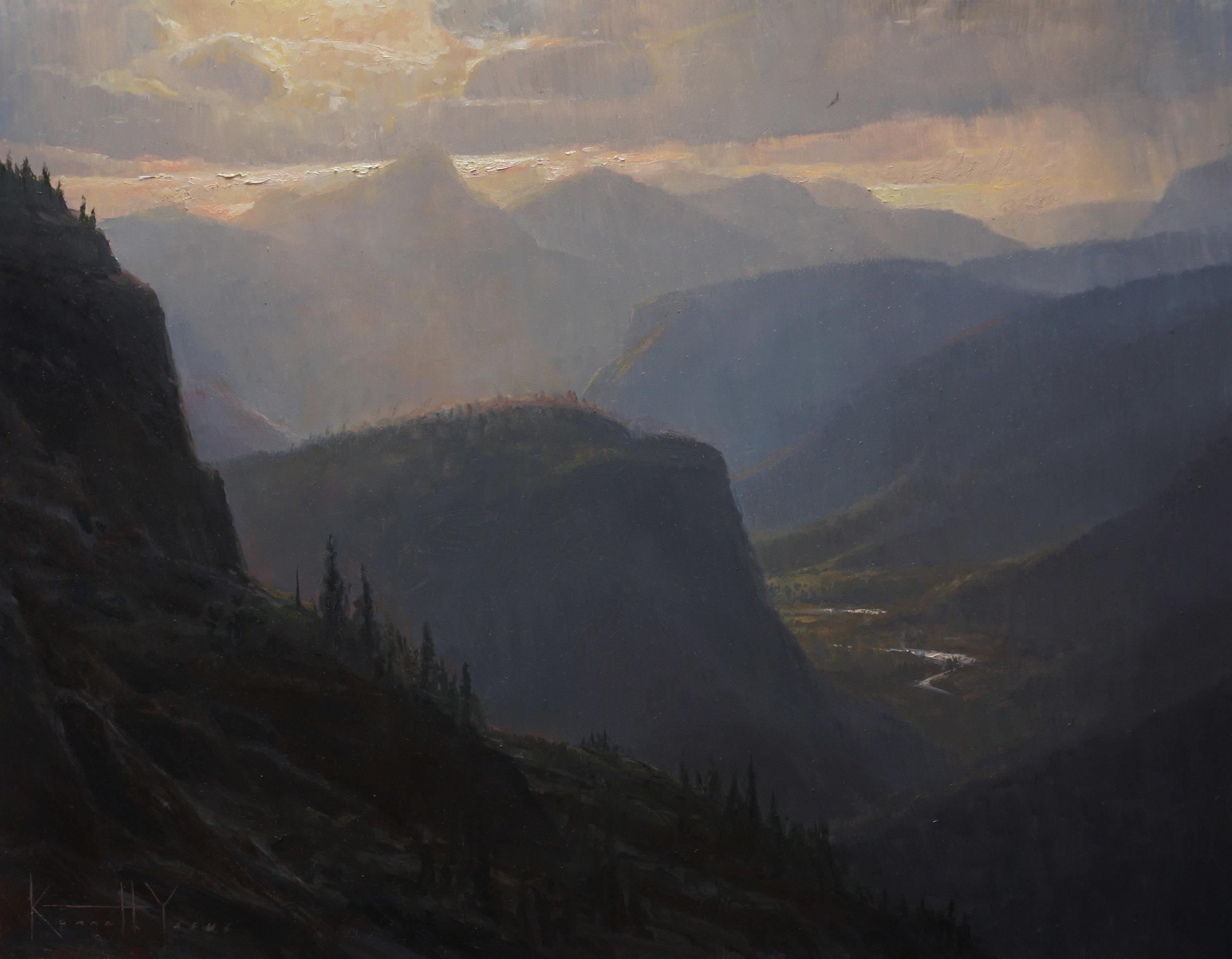 Kenneth Yarus-Time Crawls On-16x20-oil-$1800.JPG
