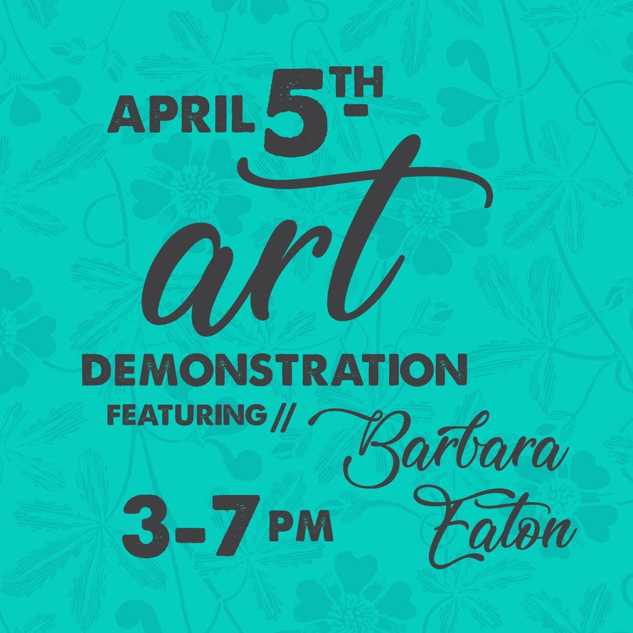 Barbara Eaton Caron Gallery Downtown Tupelo