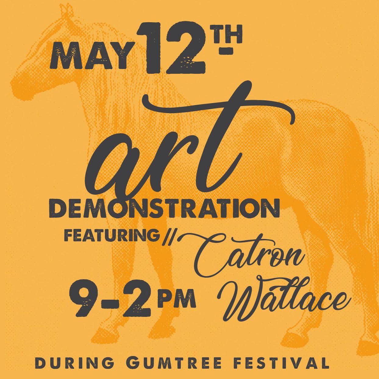 Catron Wallace Caron Gallery Downtown Tupelo