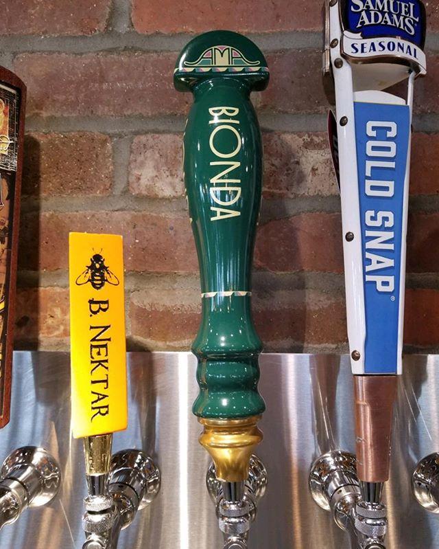 Now on tap @worldofbeer Canton Michigan. #drinkitalyeatitaly @birraamarcord @birra_ama #craftyimports #craftbeer #beer @onwbeer @dsmith1227 thanks for the love.