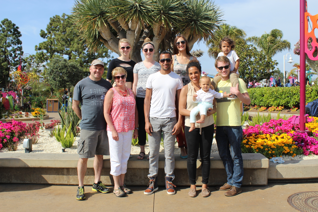 Family Vacation San Diege