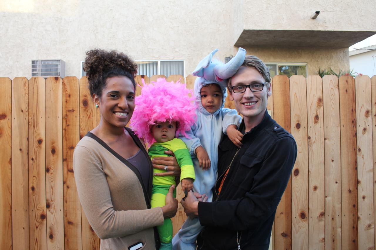 Halloween 2013. Kingston-Horton, Raena-The Clover from Horton Hears A Who