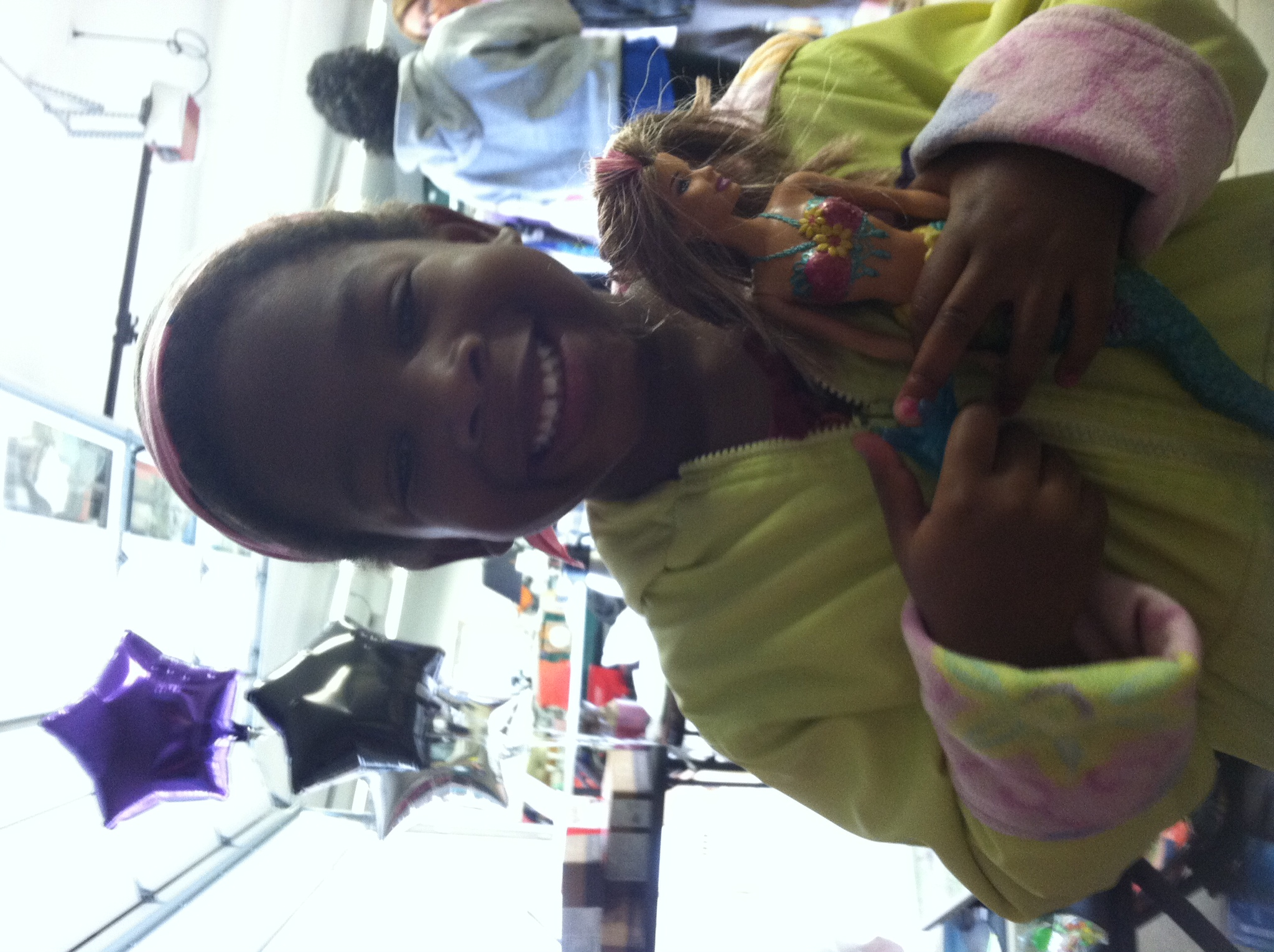 This little angel was also adopted from Florida <3