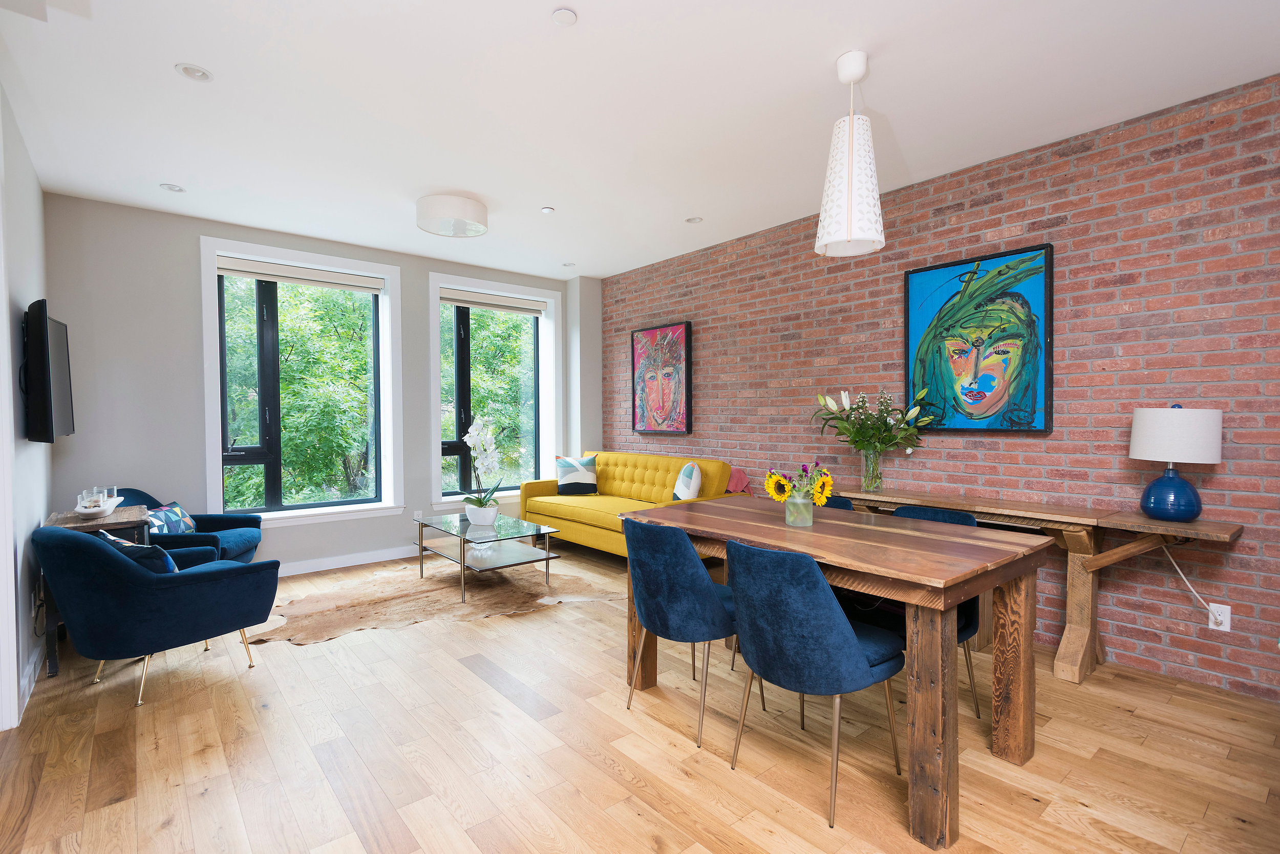 Living Room/ Dining Room - Get Started