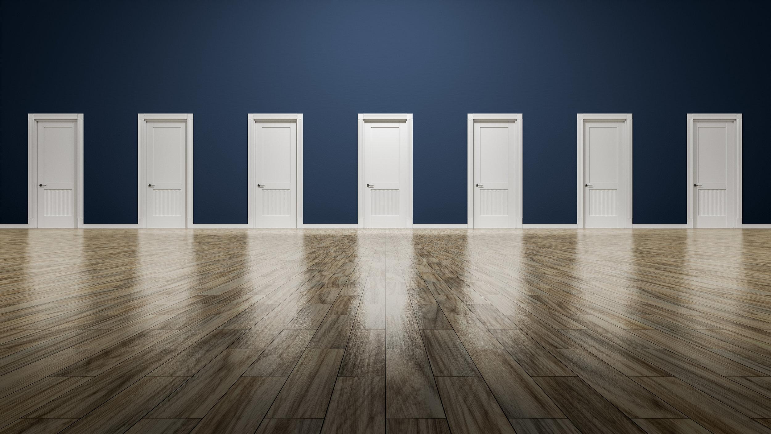 Doors - Get Started