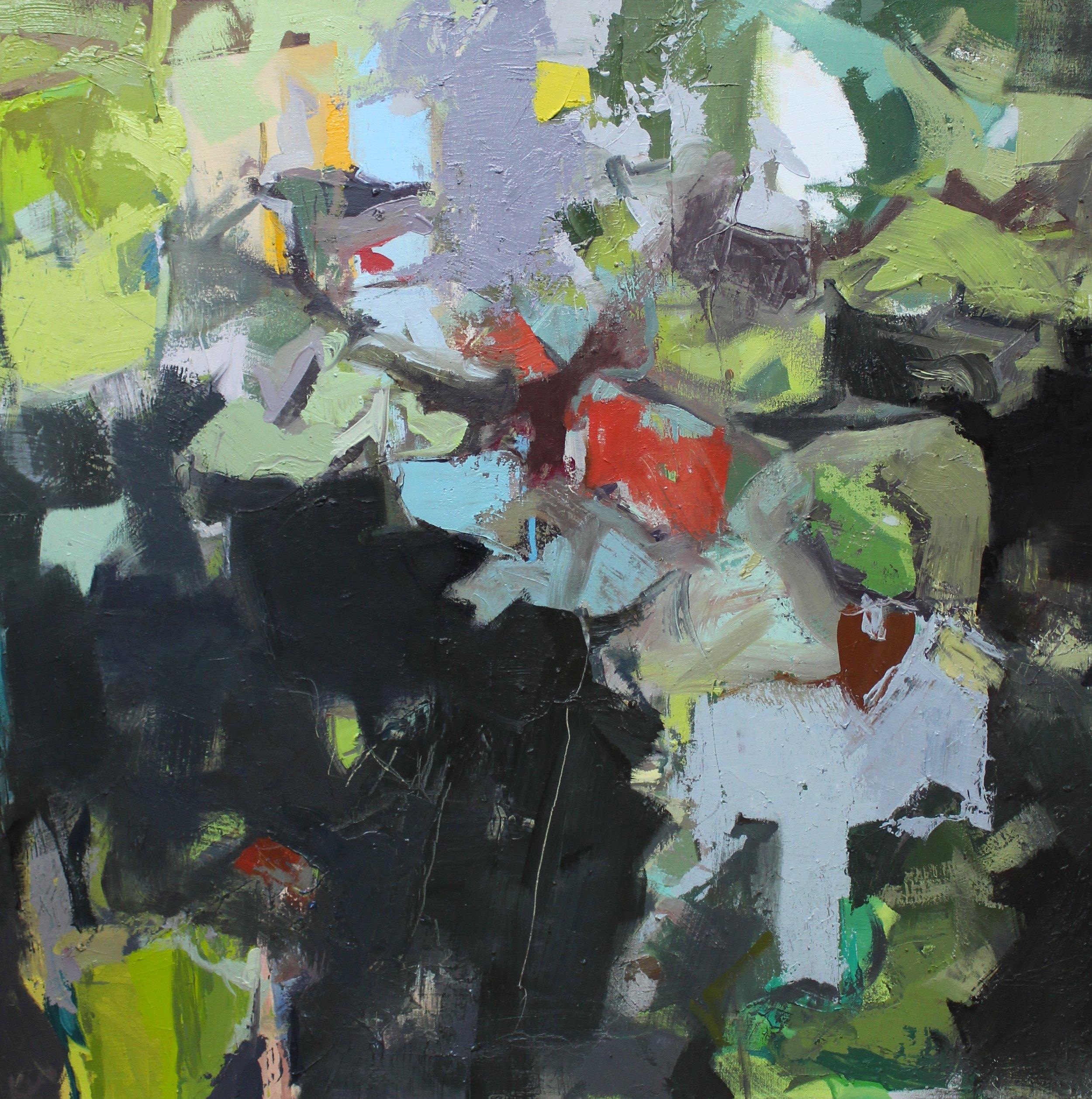 We Need Rain , Oil on canvas, 2018