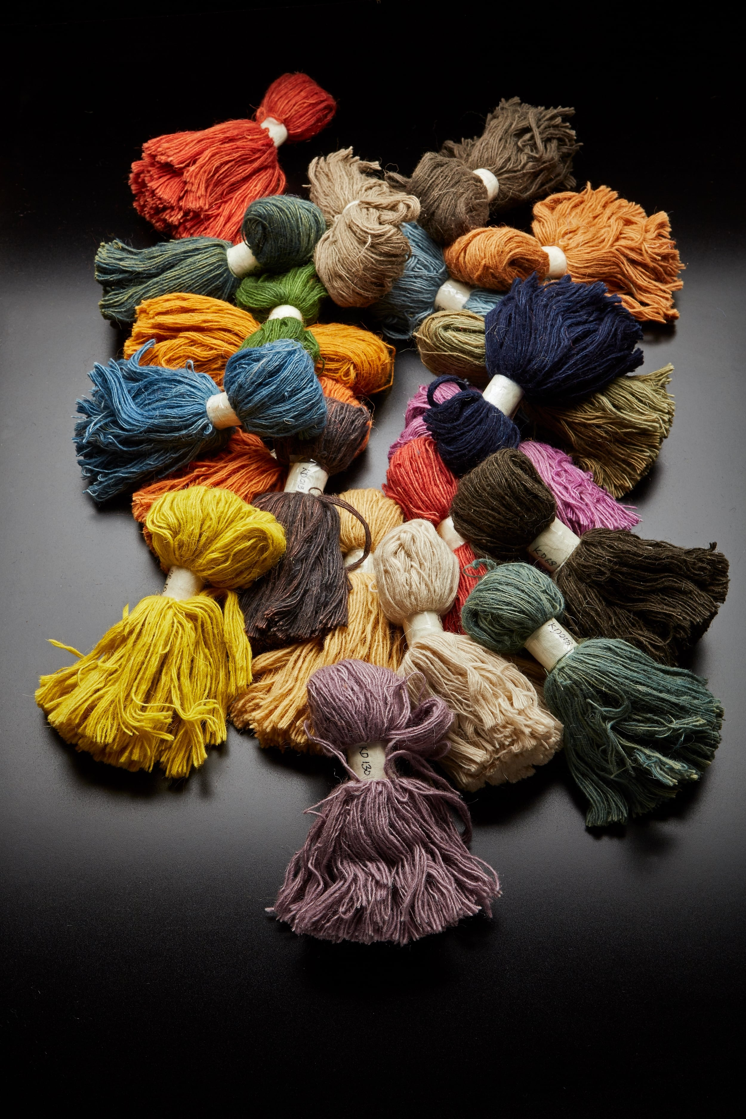 4 Favorites Natural and Exclusive vegetable dye color poms.jpg