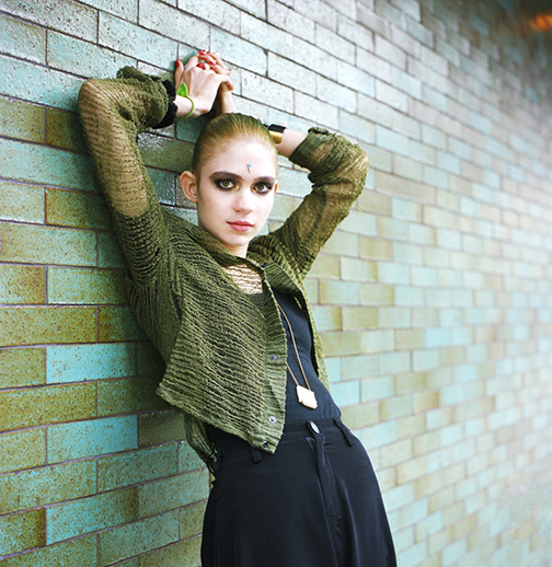 Grimes, Rolling Stone