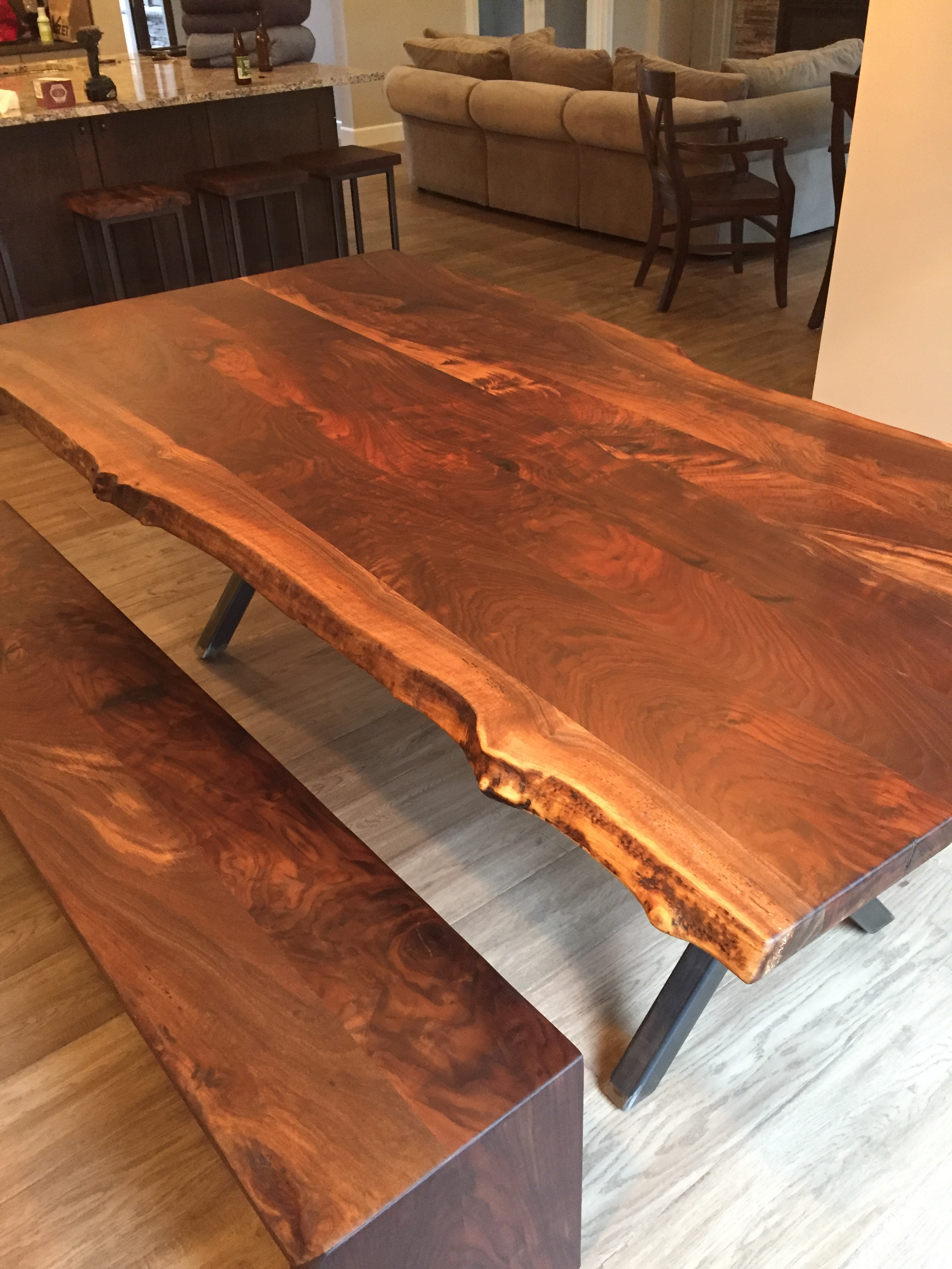 Stumptown Reclaimed Custom Tables