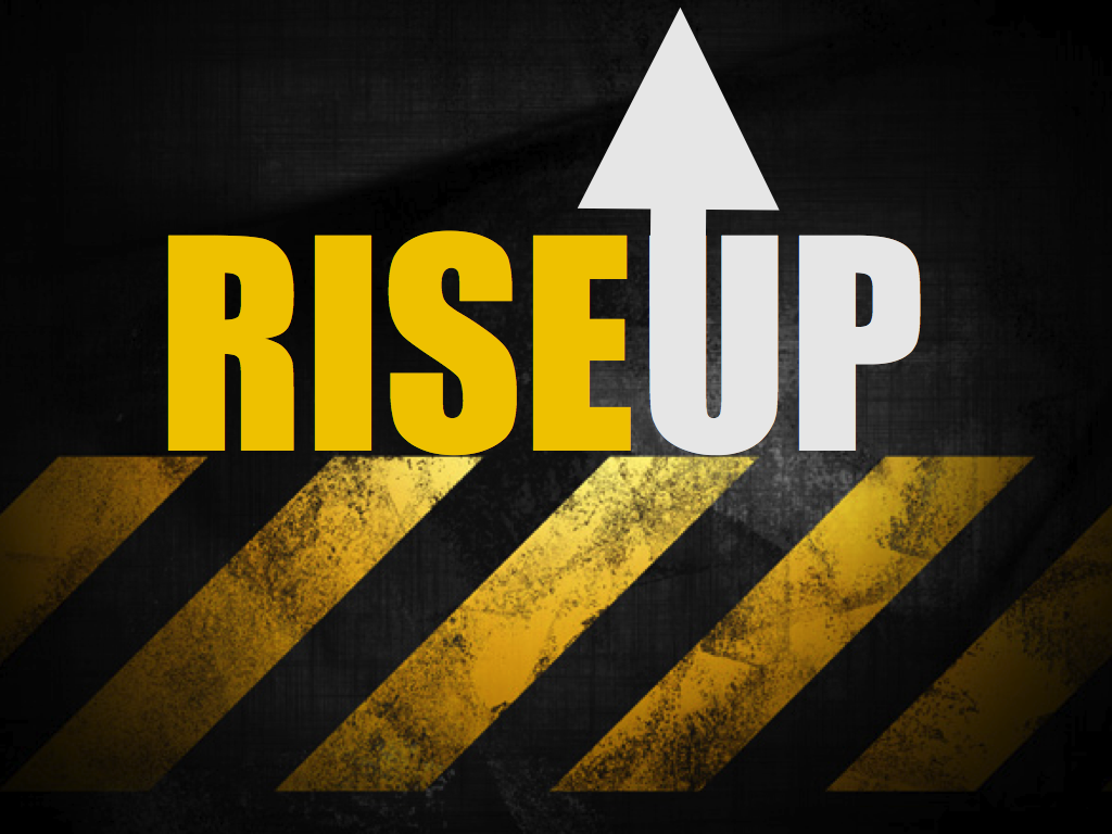 RISE UP   4 week series to challenge your students to rise above negative voices