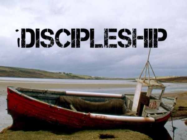 iDISCIPLESHIP   4 week series to take your students commitment to Jesus to a deeper level
