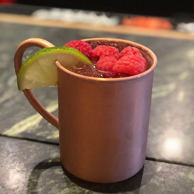 Tami Tuesday is all set to go! Stop in and try her delicious creations.  1. Spruce tip raspberry Moscow mule 2. Coco puff White Russian  3. Gin blackberry Mojito . . . . . . . . . . . . #mcgivneys #sportsbar #mightytasty #tasty #yum #juneau #ak #alaska #dinejuneau #dba #adventurebyday #luxurybynight #juneaueats #food #foodstagram #sports #juneaurestaurants #eats #eatlikealocal #instagood #restaurant #tamituesday #mcgivneysvalley #craftcocktails