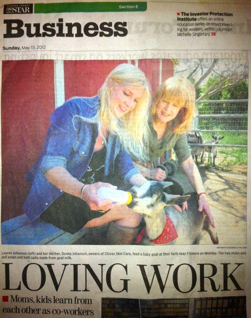 Ventura County Star, May 2012