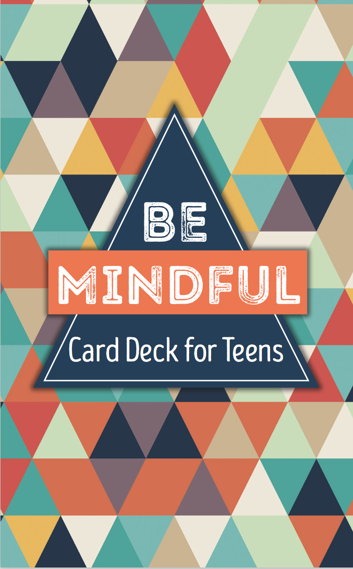 Be Mindful Card Deck