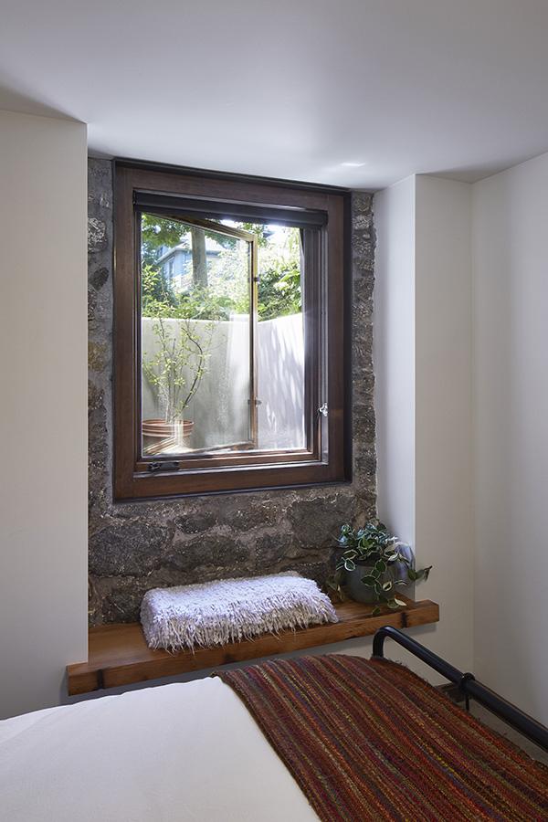 Window Seat in Bedrooms
