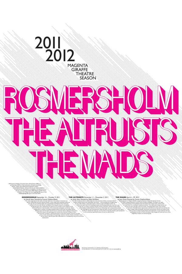 2011-12 Season Announcement Poster