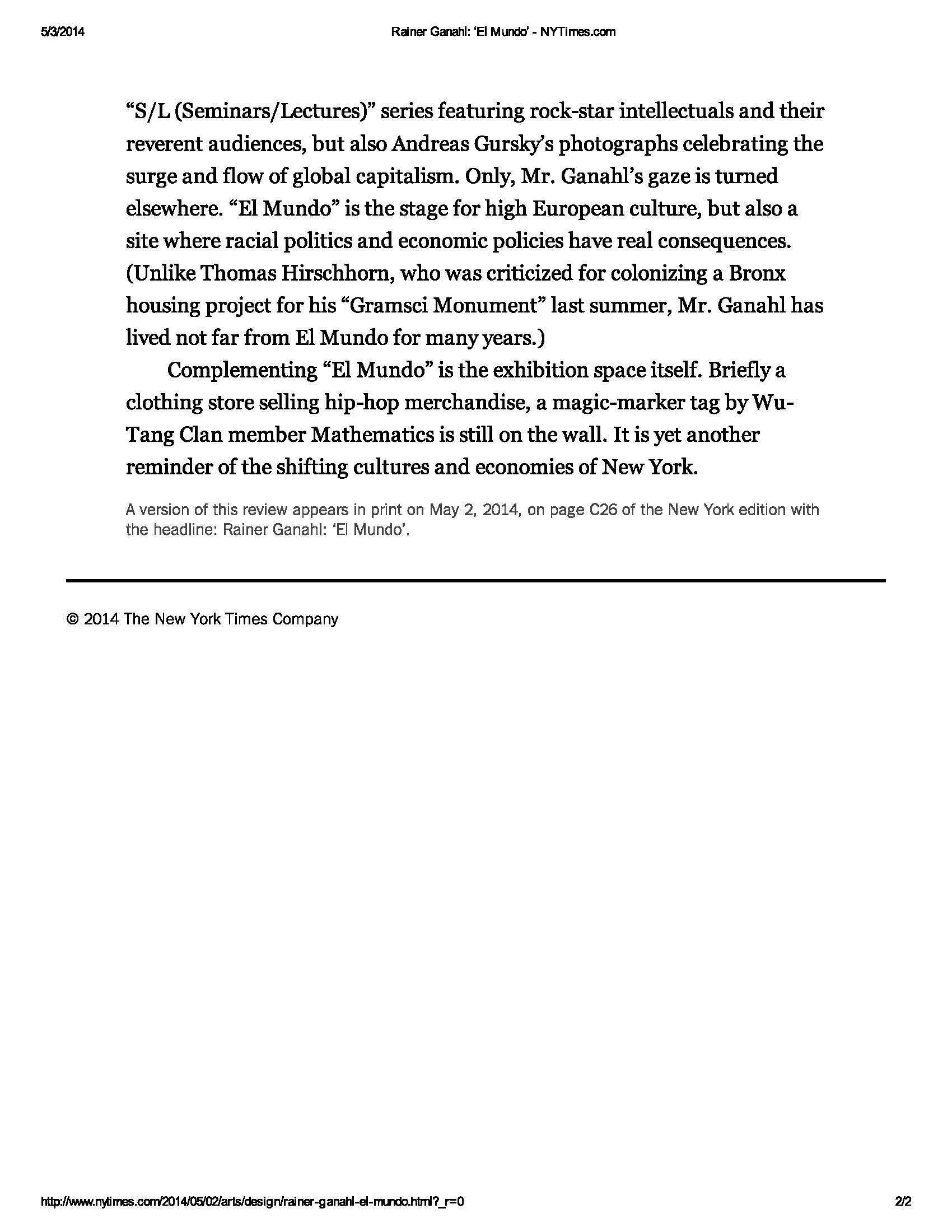 Rainer Ganahl_ 'El Mundo' - NYTimes_Page_2.jpg