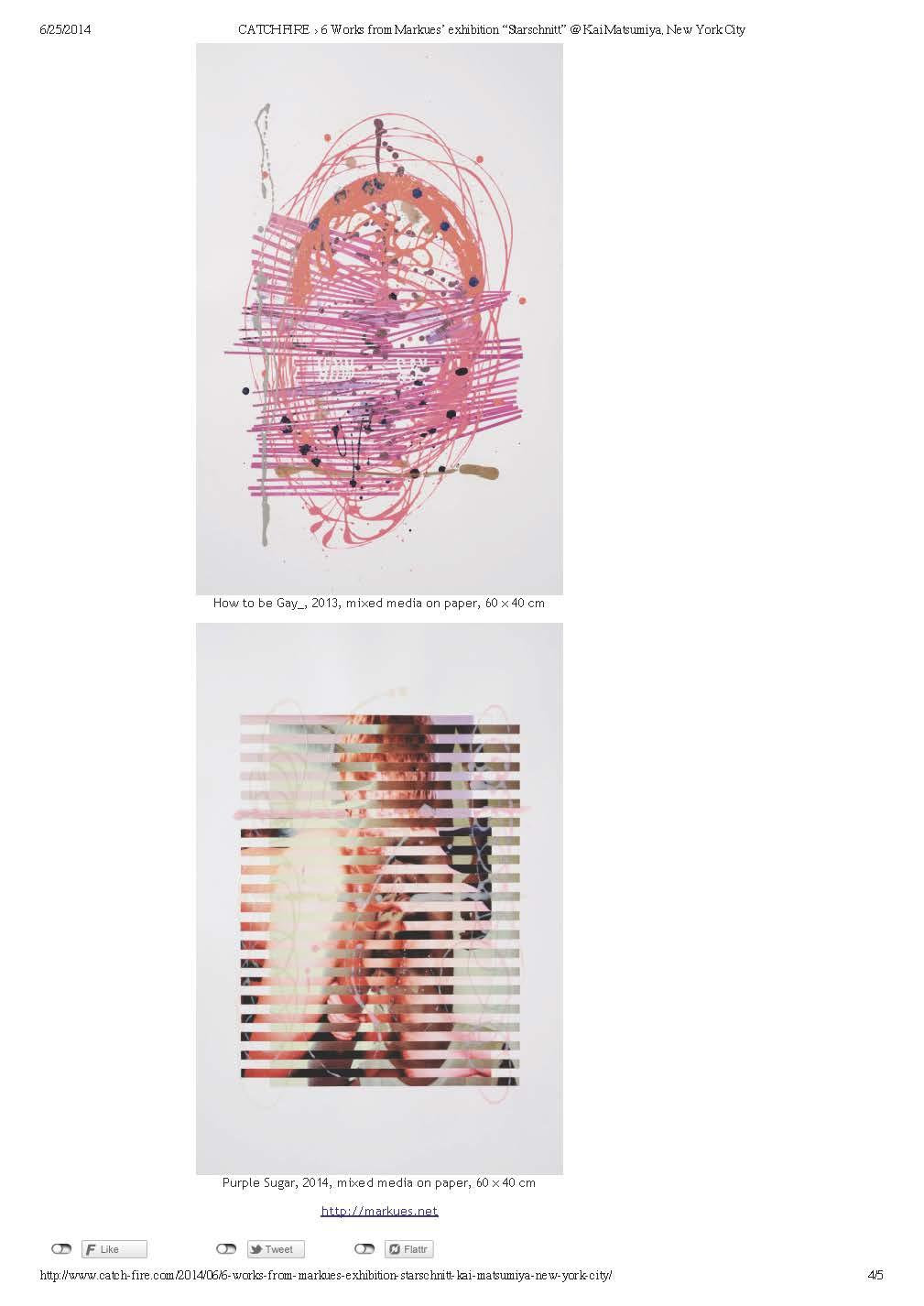 "CATCH FIRE › 6 Works from Markues' exhibition ""Starschnitt"" @ Kai Matsumiya, New York City_Page_4.jpg"