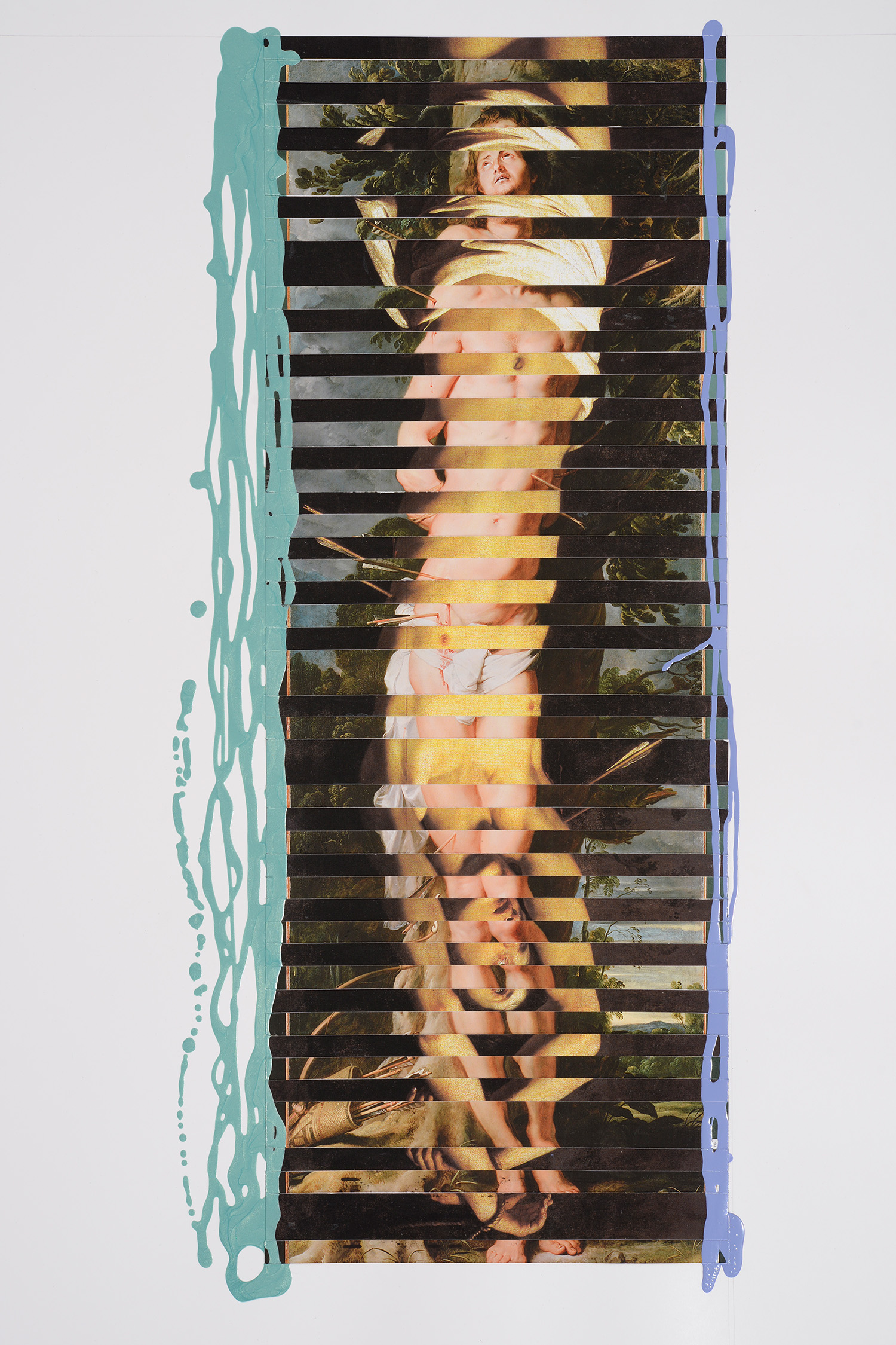 Markues, Charming, 2013, mixed media on paper, 60 x 40 cm.jpg